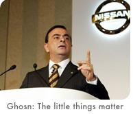 Carlos Ghosn - President and CEO - Renault, Nissan